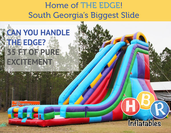 Home of THE EDGE