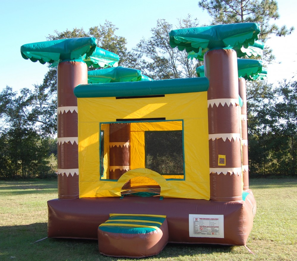 Jungle Bounce Hbr Inflatables